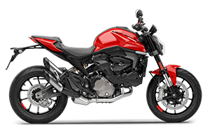 Ducati Monster Menü