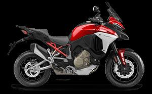 Ducati Multistrada V4 Menü