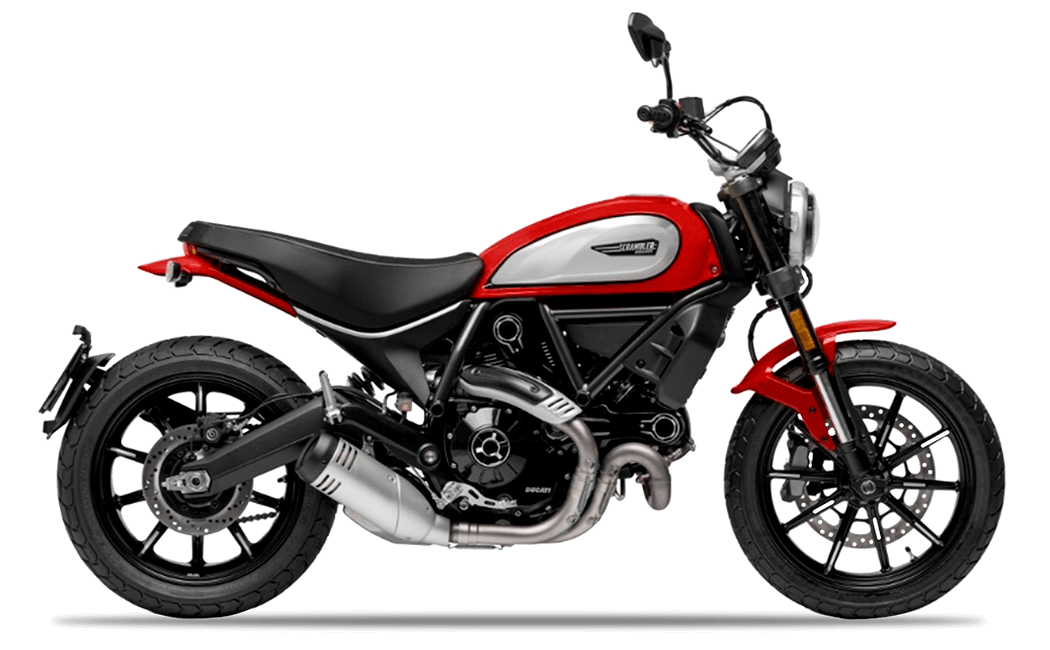 Ducati Scrambler Icon 800 Red