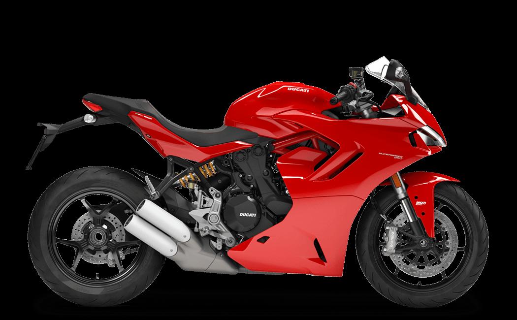 Ducati SuperSport 950 MY21 Seitenansicht