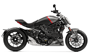 Ducati Black Star 2021 Menü
