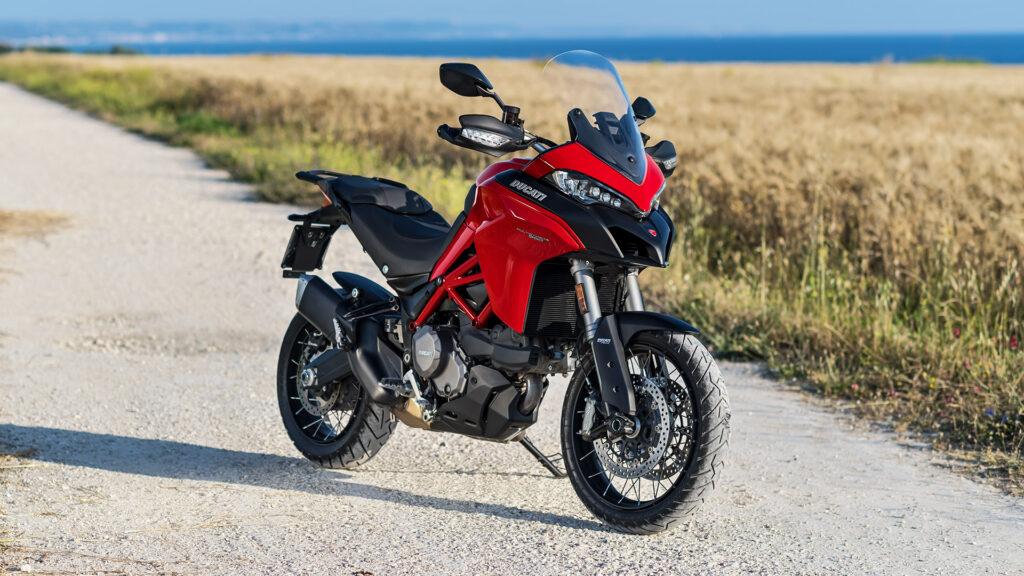 Gebrauchte Motorräder und neue Modelle von Ducati Berlin