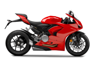 Ducati Panigale V2 Seitenansicht