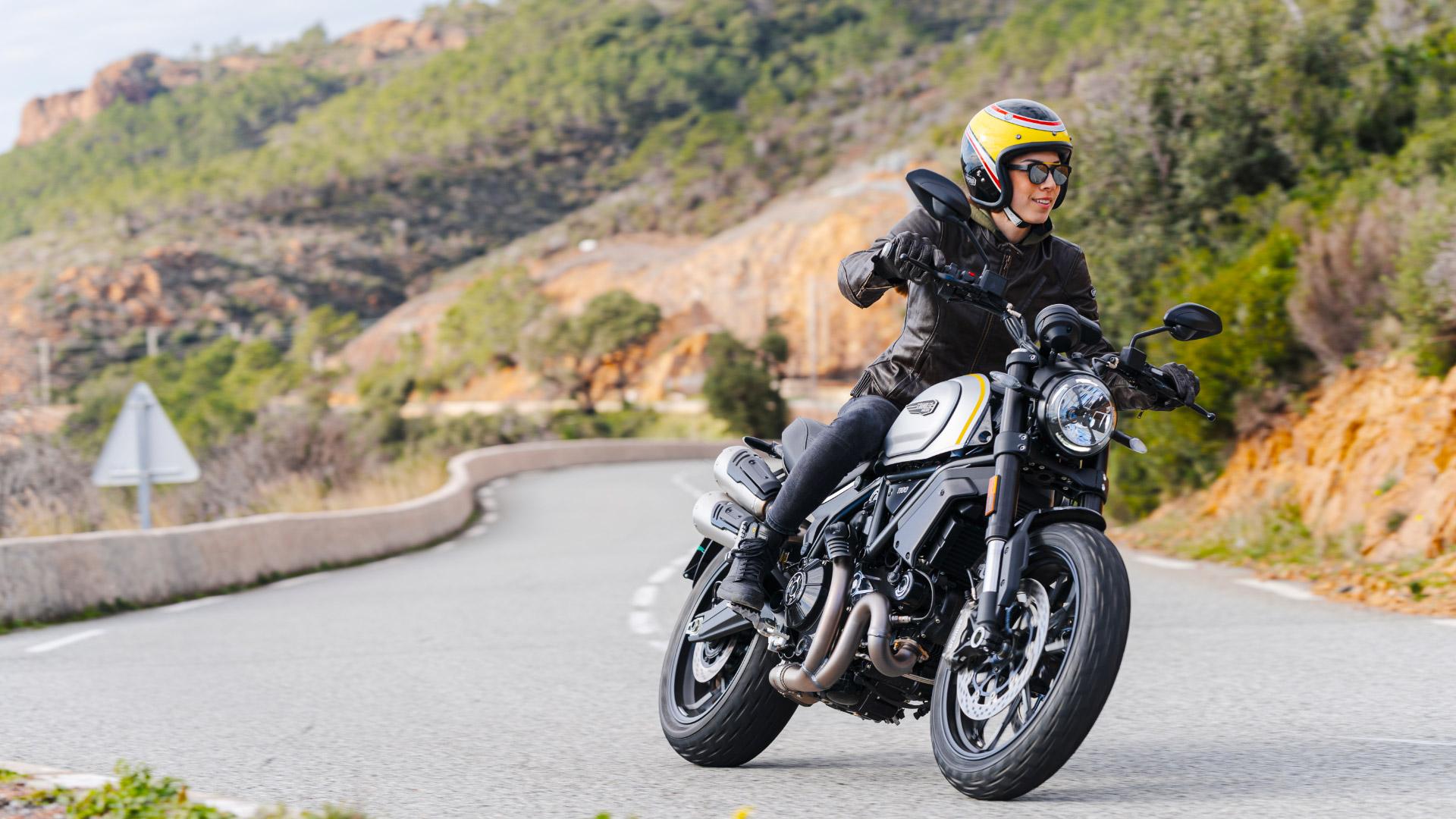 Ducati Scrambler 1100 Pro Ocean Drive