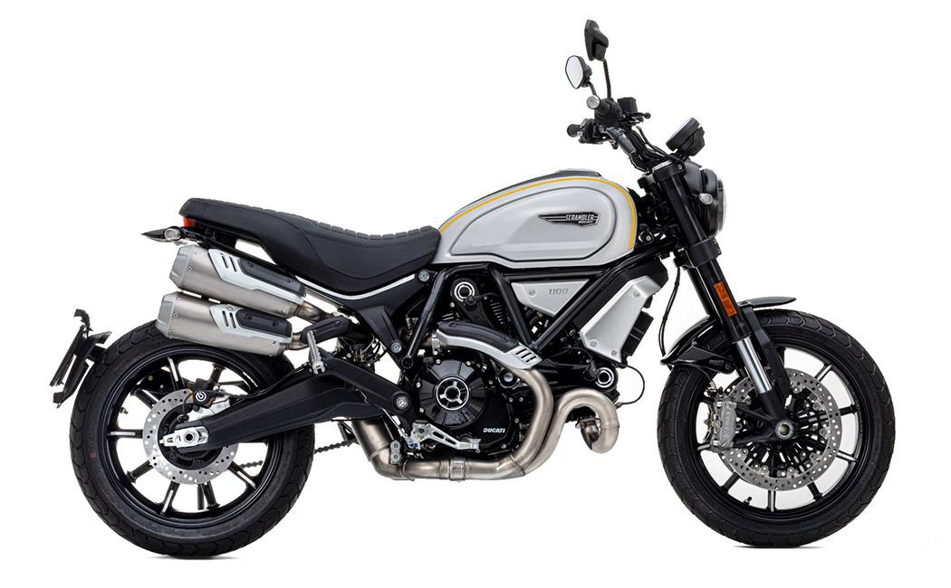Ducati 1100 Pro Ocean Drive Seitenansicht