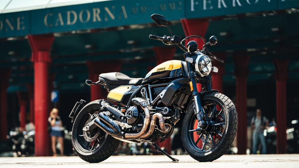 Gebrauchte Motorräder bei Ducati Berlin