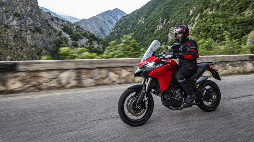 Ducati Multistrada 950 Trackingbike