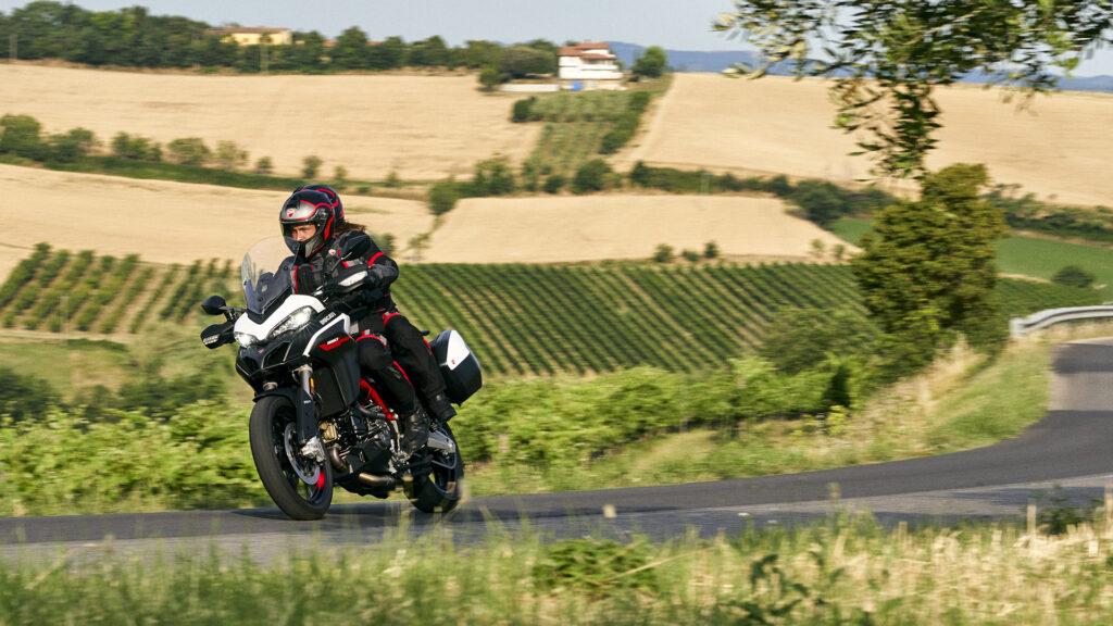 Ducati Multistrada 950 das perfekte Reiseenduro