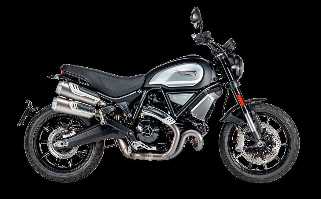 Ducati Scrambler 1100 Dark Pro Motorrad