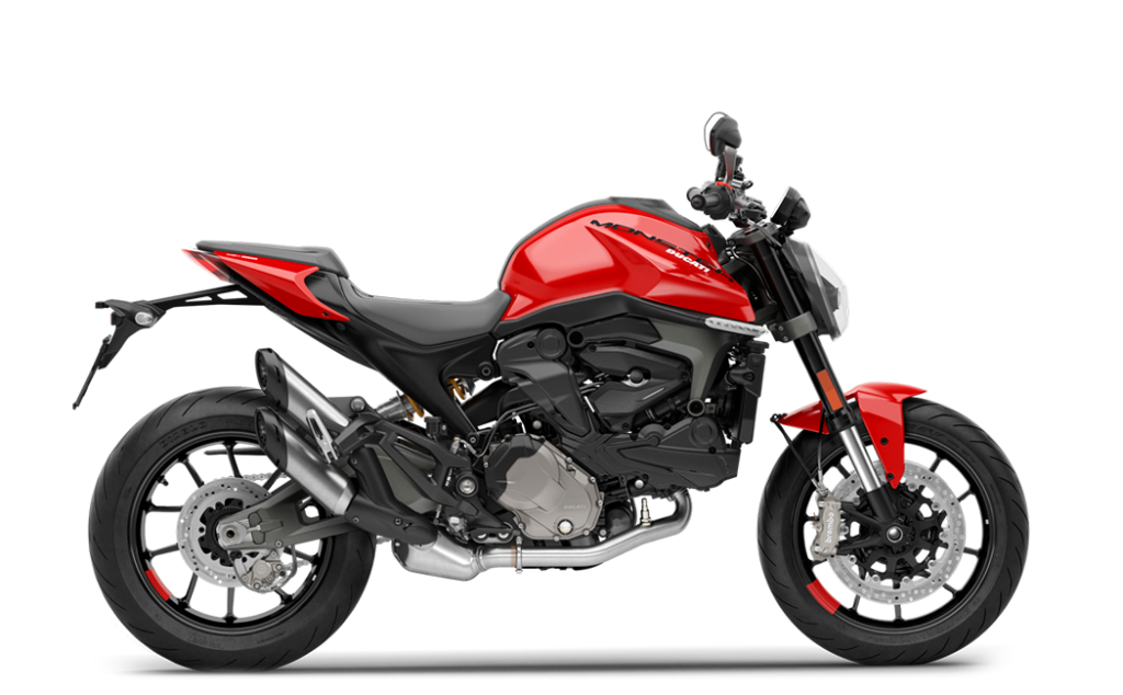 Ducati Monster+ MY2021