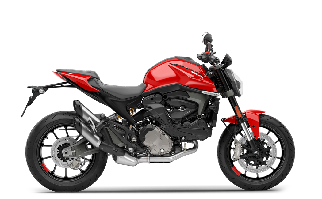 Ducati Monster+ MY2021