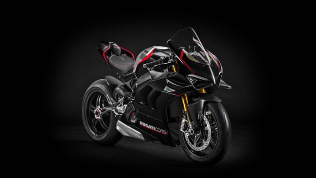 Ducati Panigale V4 SP Frontansicht