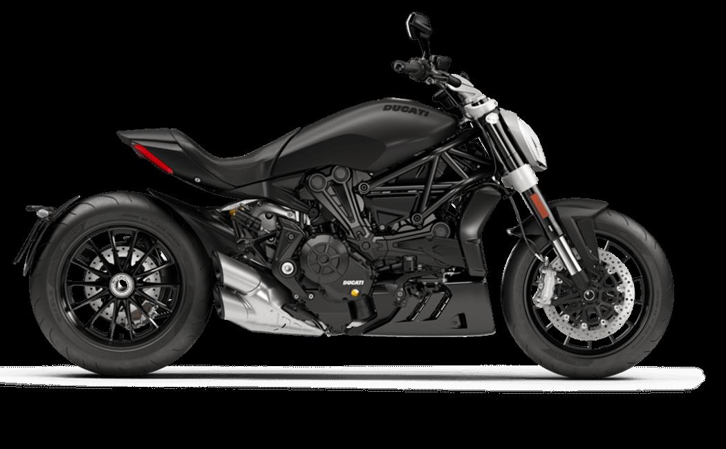 Ducati XDiavel Dark Seitenansicht