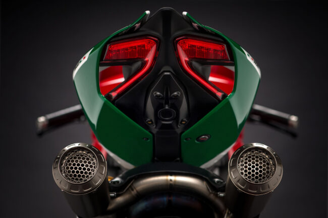 Ducati Customizing