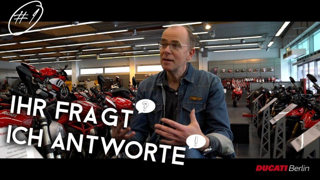 Michael Clausecker über Ducati Racing