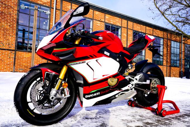 Ducati Berlin Edition - Panigale V4 S