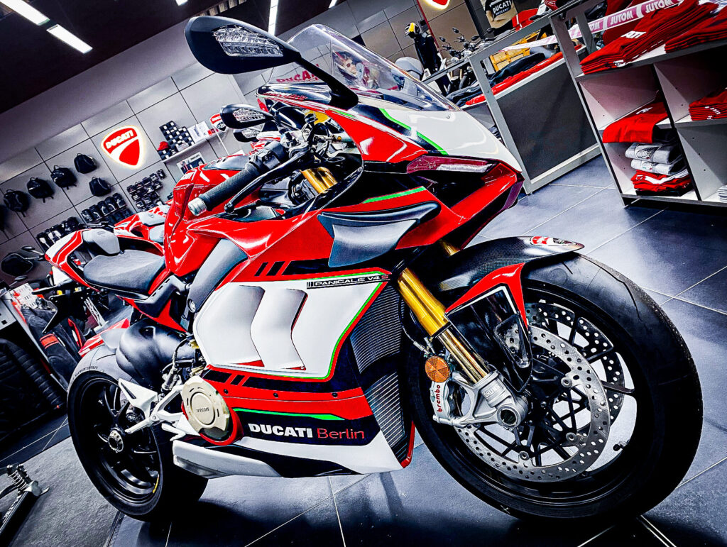 Panigale V4 S Ducati Berlin Edition