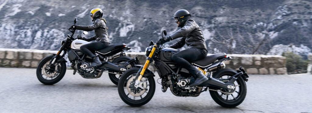 Start Ducati Motorradsaison 2021