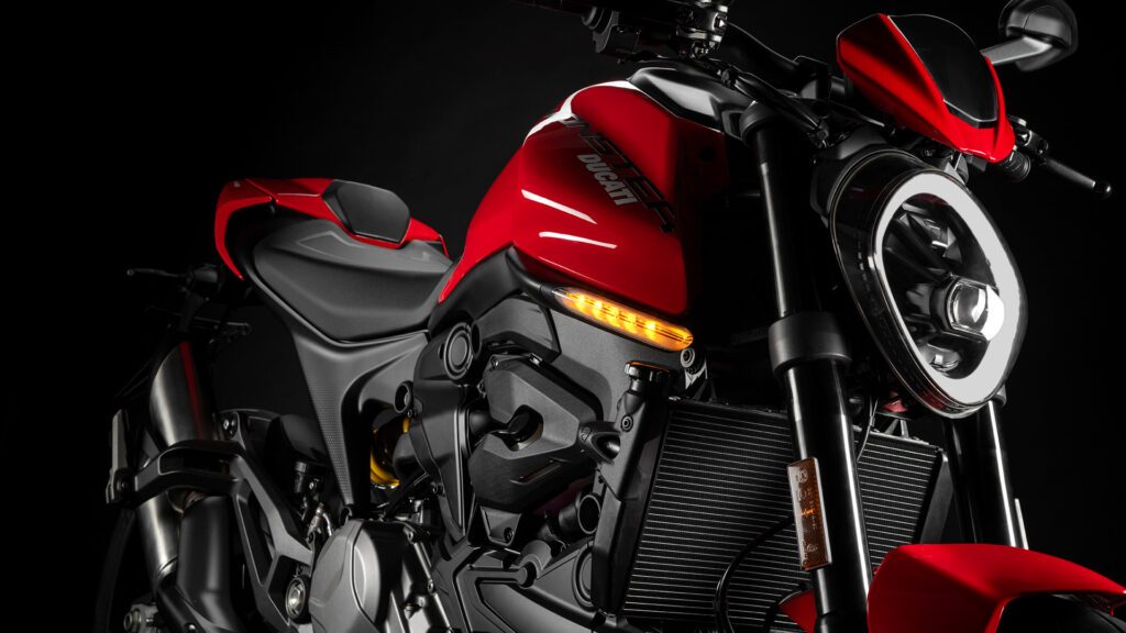 Ducati Monster 2021 Design