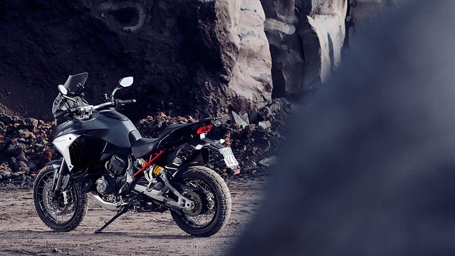 Ducati Multistrada Testsieger