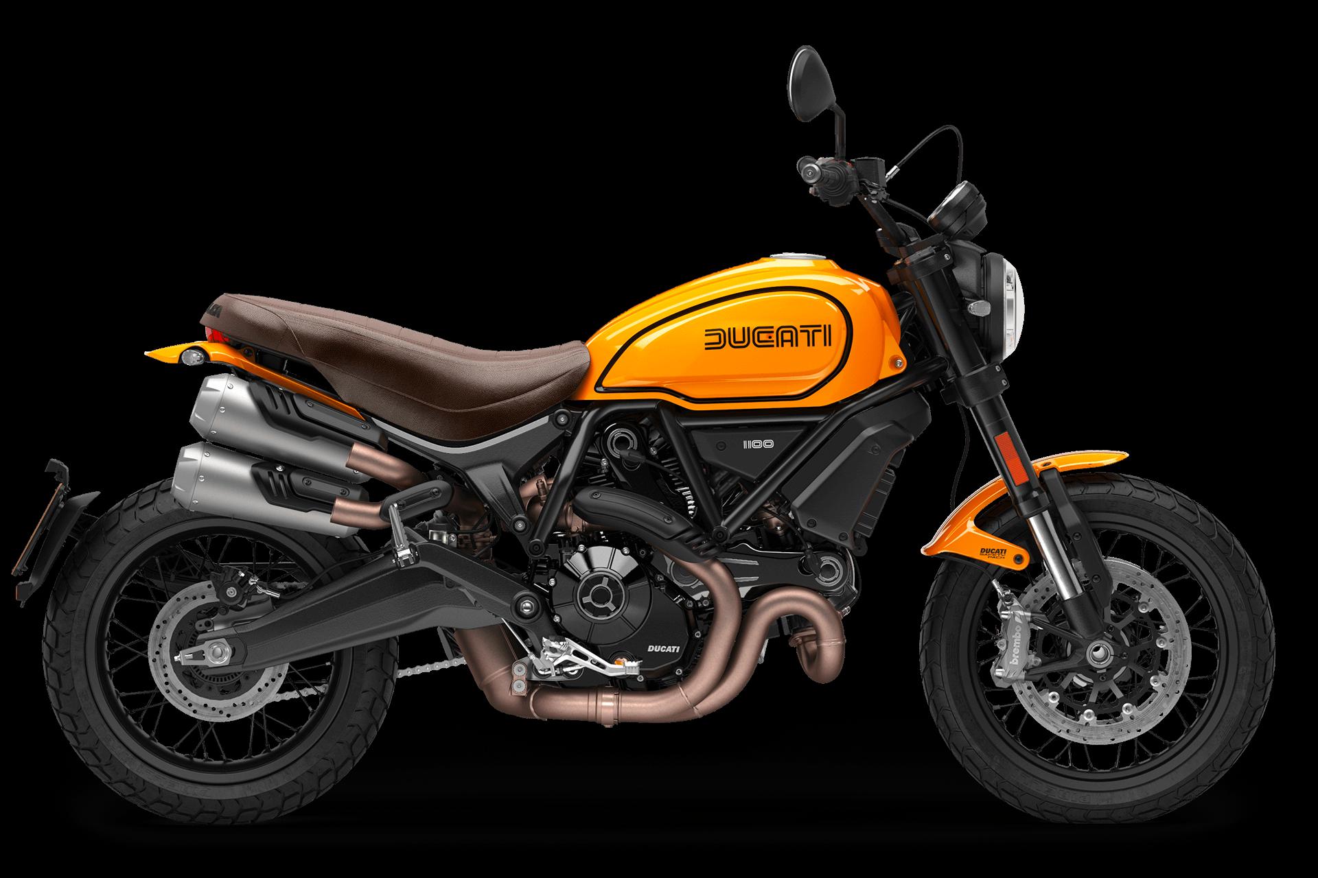 Scrambler 1100 Tribute Pro – A2 Motorrad
